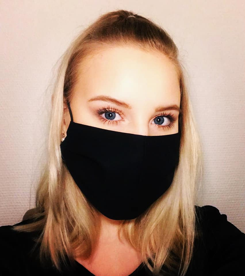 Atelje Ompelimo Sari Hörkkö - Kasvosuoja